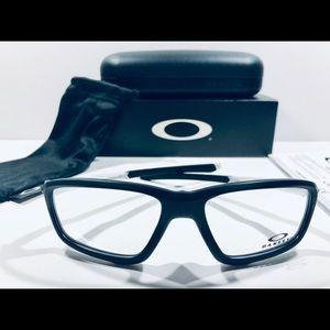 Oakley Eyeglasses Crosslink Zero Matte Black;Clear